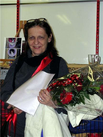 Årets Jourhem 2005: Lotta Ekelöf!